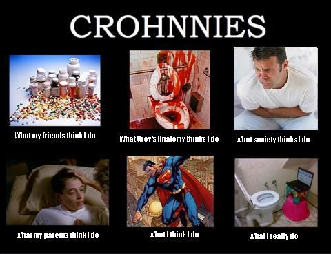 crohns funnies