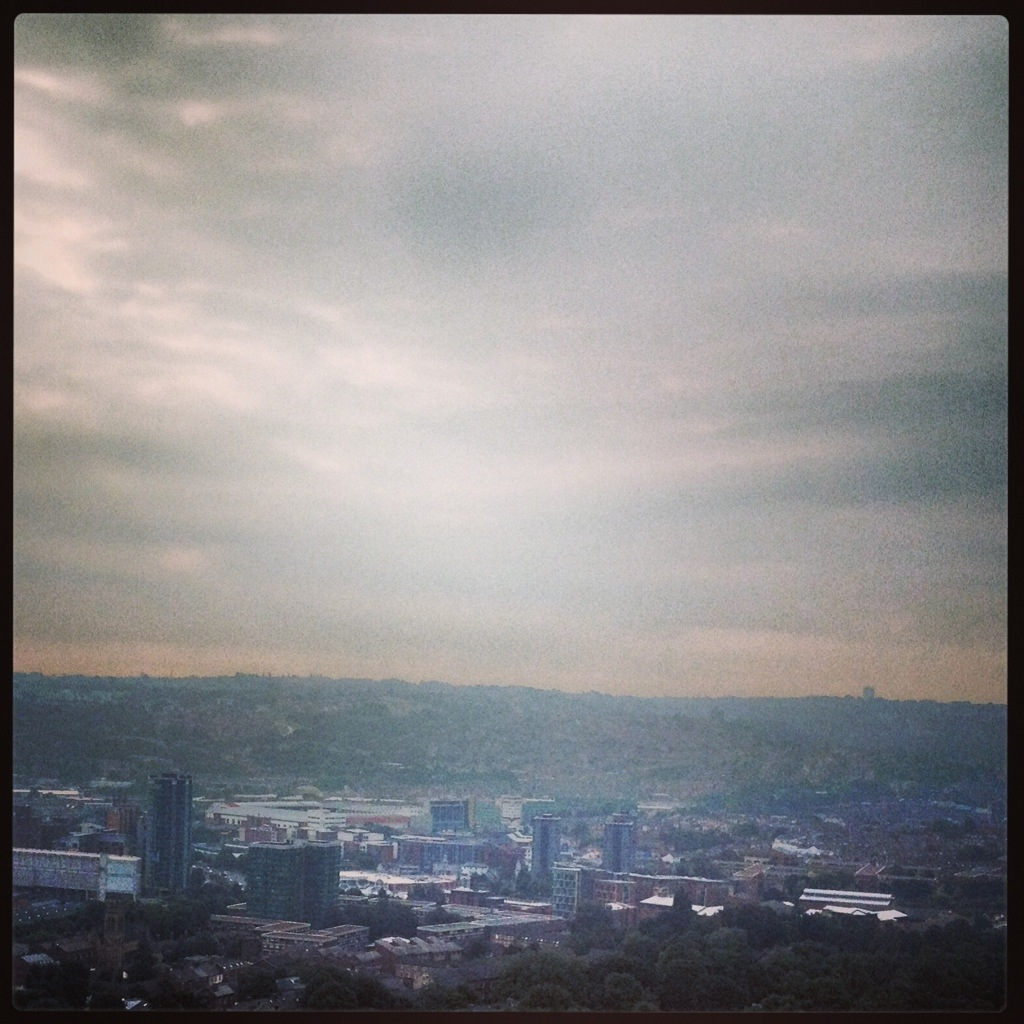 views of sheffield