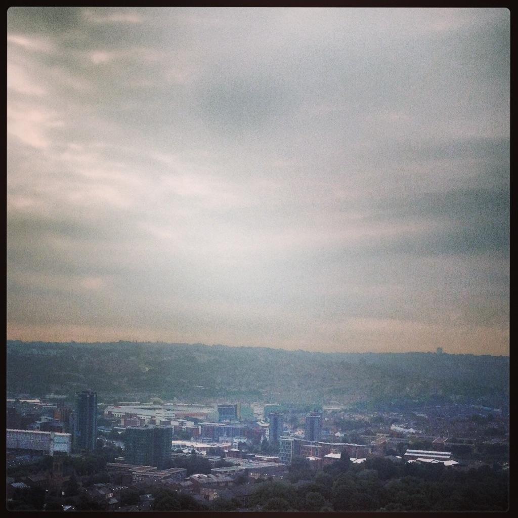 views of sheffield