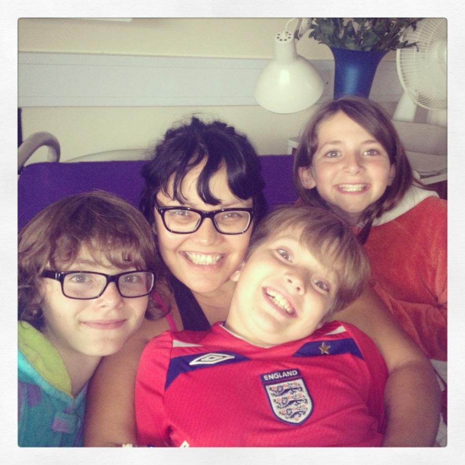 family visit hospital