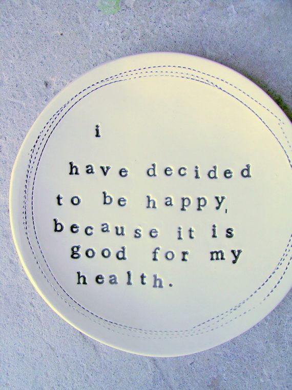 happy good for health