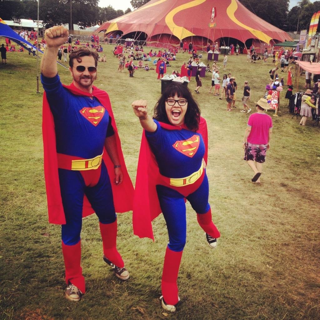 carers superheroes