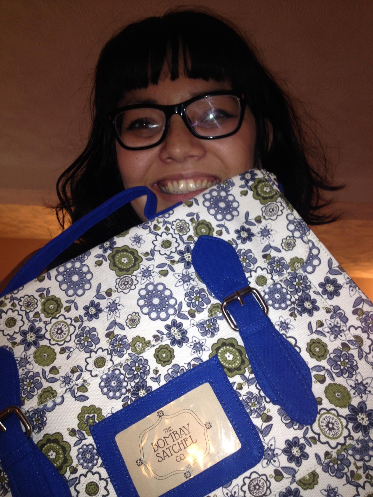 bombay satchel company bag