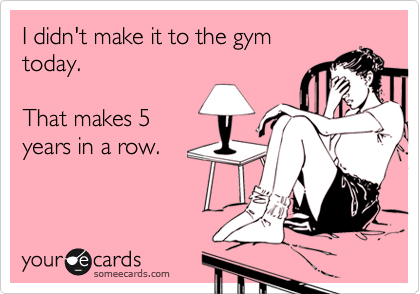 gym funnies