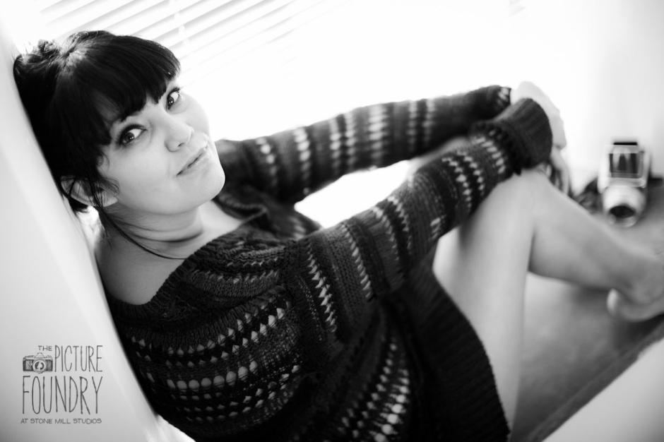 stoma ileostomy photo shoot woman beauty