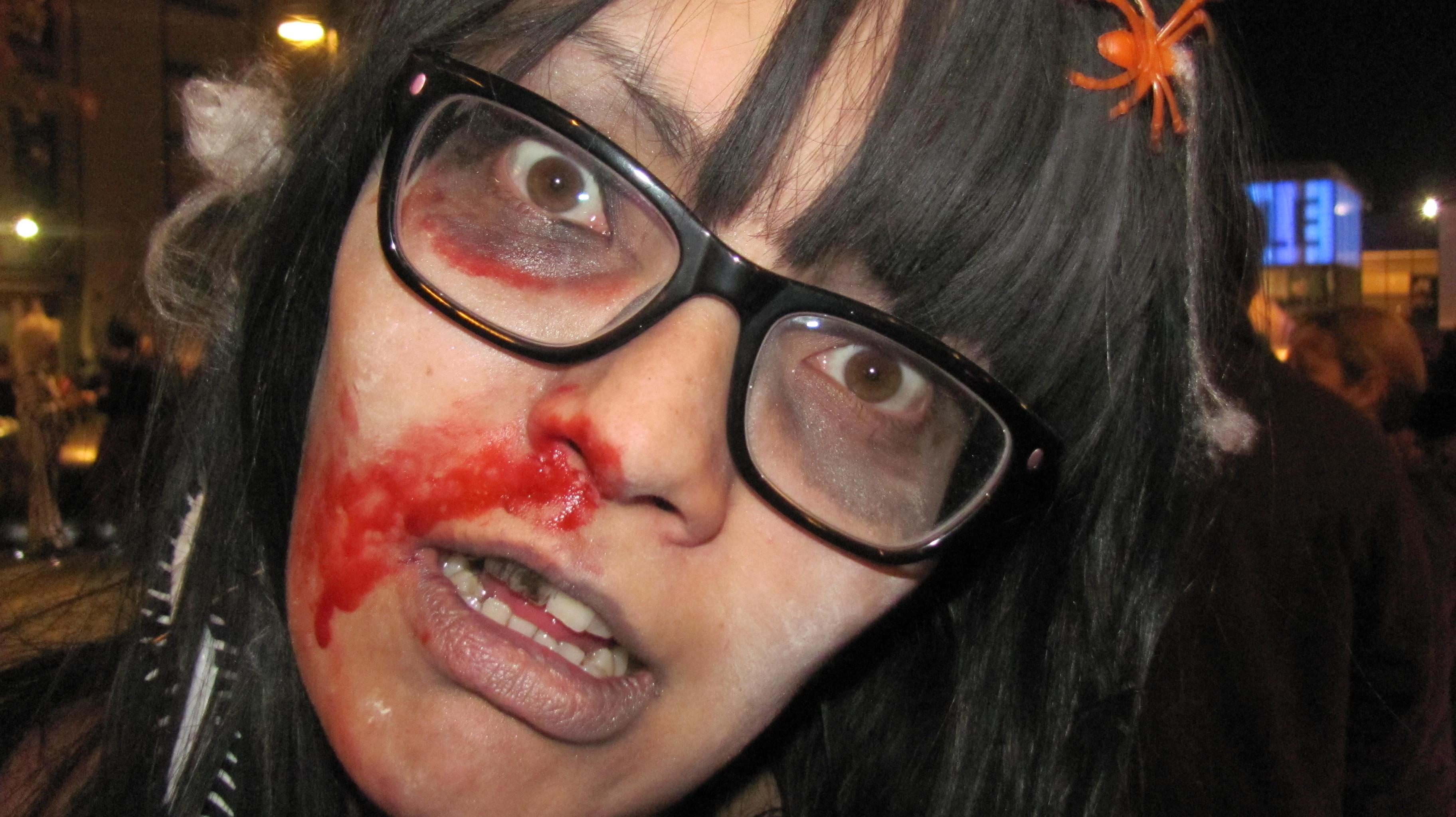 zombie sam cleasby