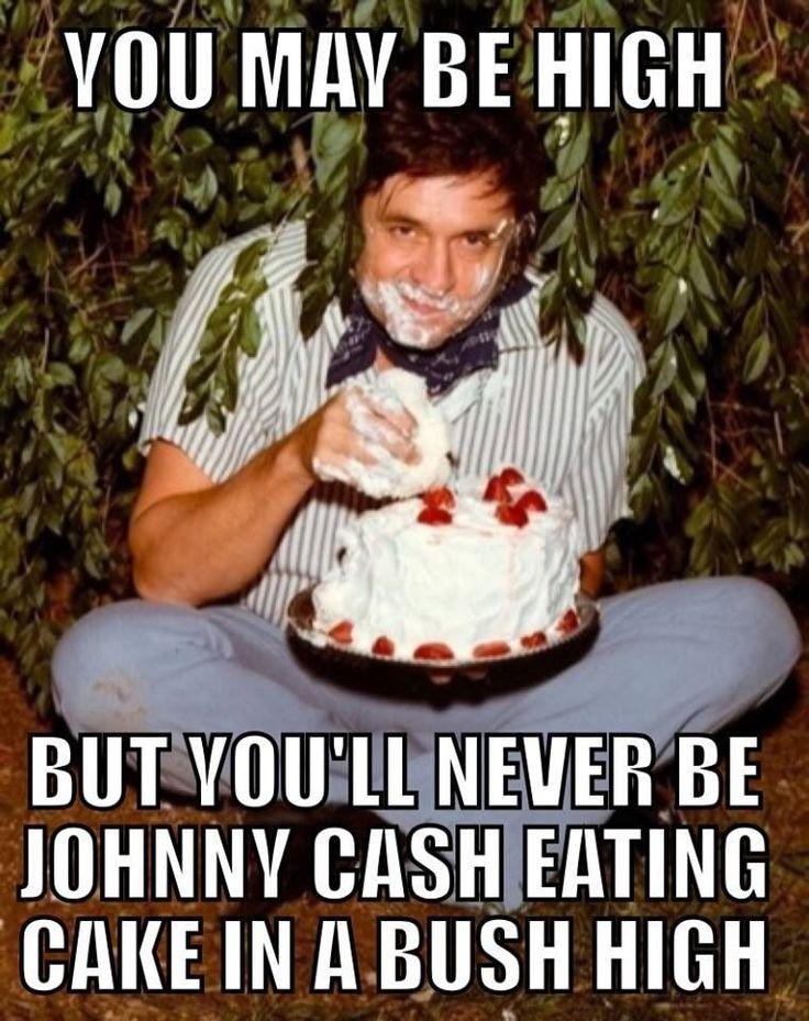 johnny cash high