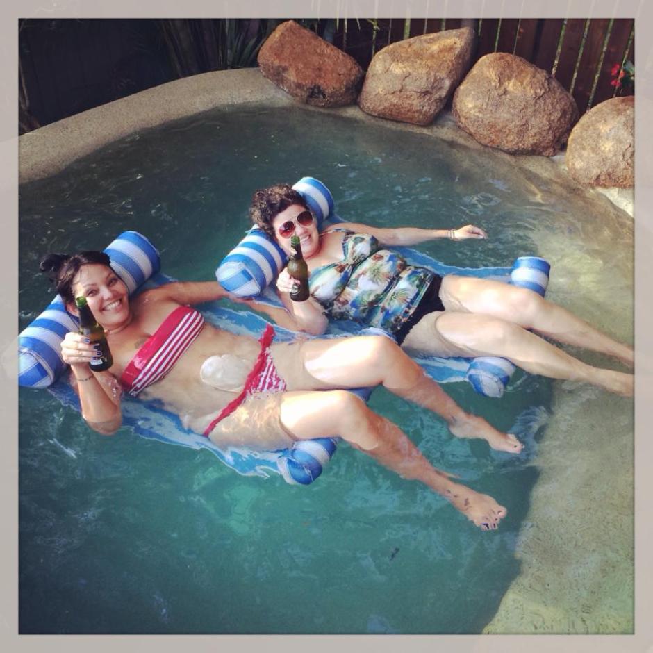 ileostomy bag and fashion having fun swimwear ostomy stoma