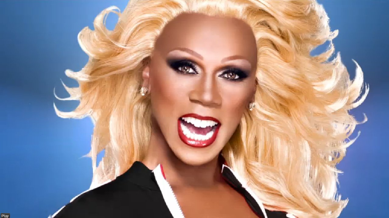 ru paul be more drag queen