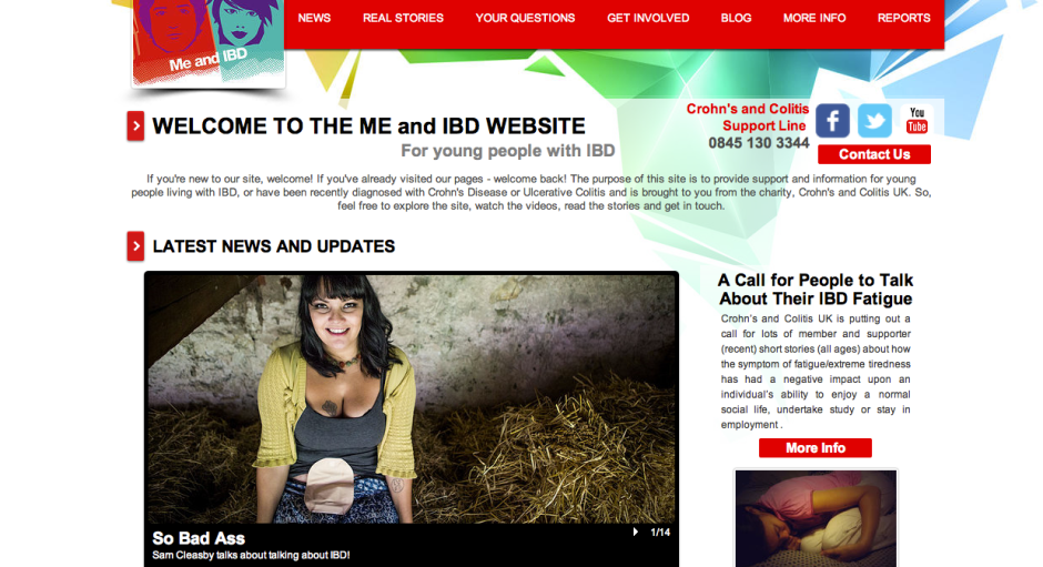 me and ibd crohns and colitis uk sam cleasby womens story of life with ibd