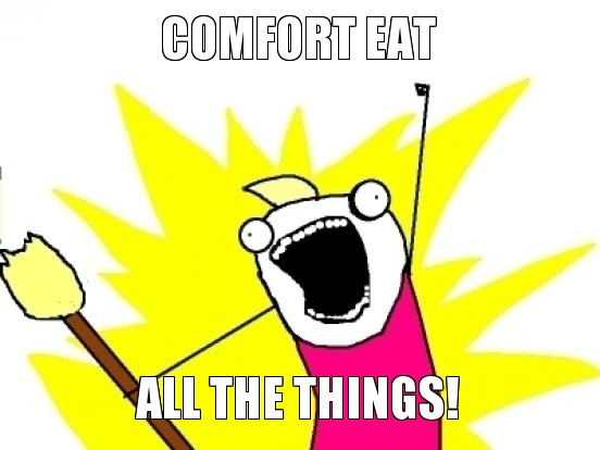 comfort eating funny