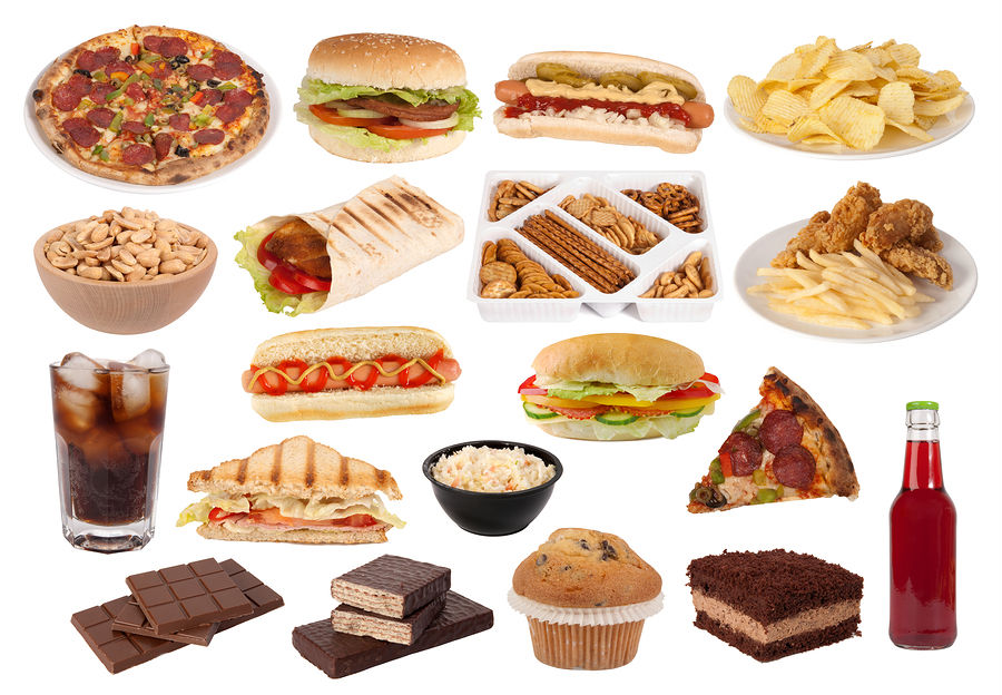junk food and ibd