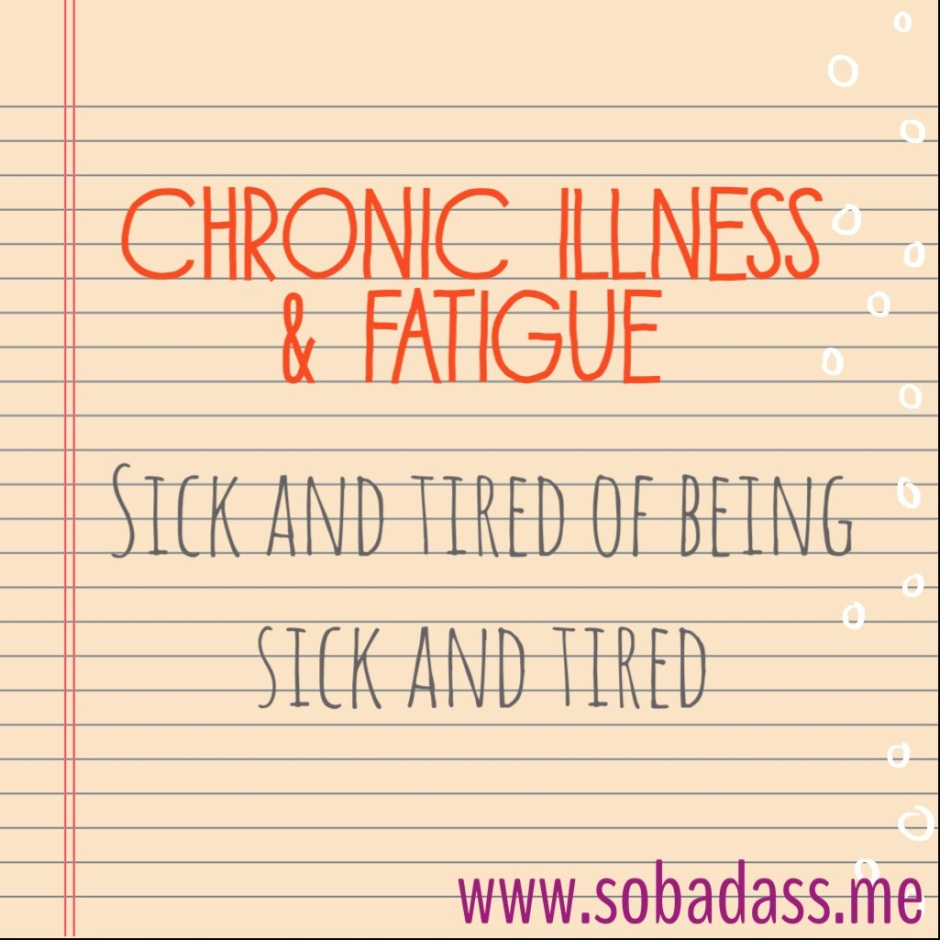 fatigue and ulcerative colitis crohns ibd