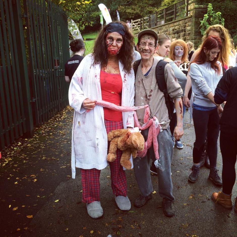 barnsley zombie run