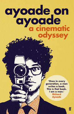 richard ayoade book christmas gift for readers