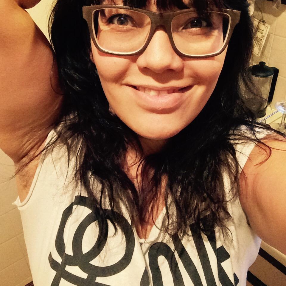 armpit hair feminism