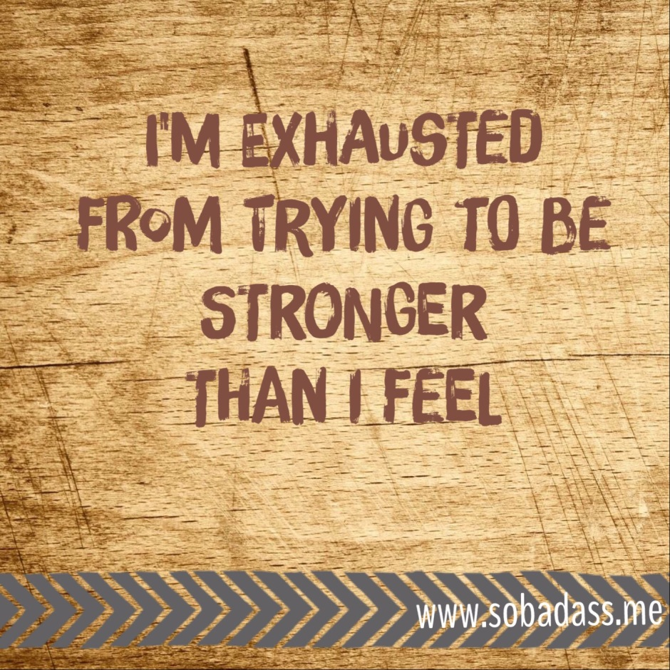 exhausted quotes chronic illness