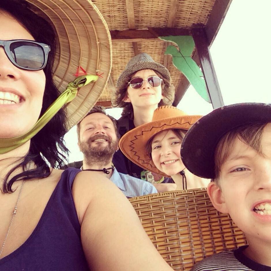 sam cleasby mum parent blogger
