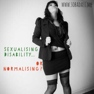 sam cleasby sexualising disability