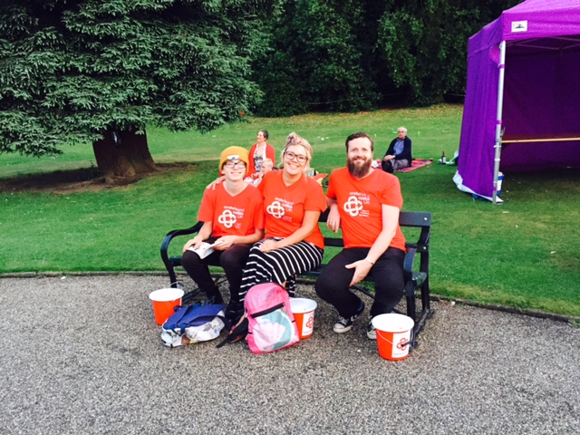 crohns and colitis charity sheffield