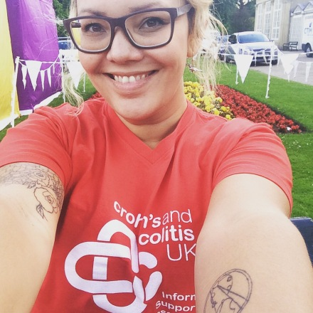 crohns and colitis uk sam cleasby sheffield
